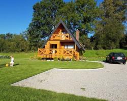 Domek w Bieszczadach