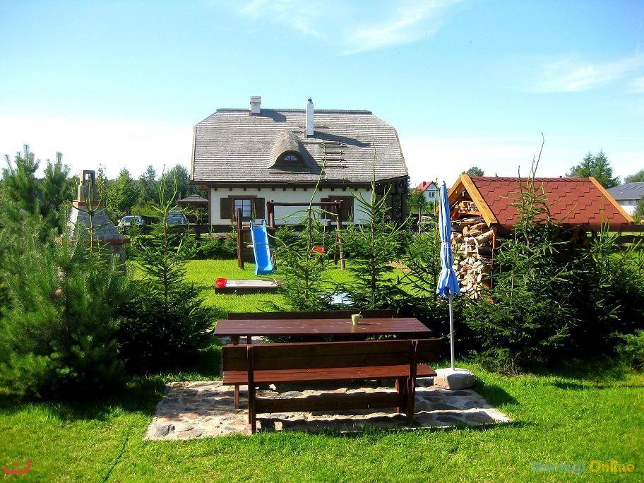 Domek w Sasinie
