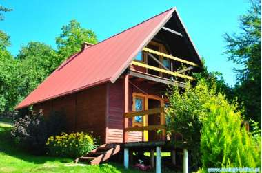 Domek wczasowo-wypoczynkowy u Kawulokow