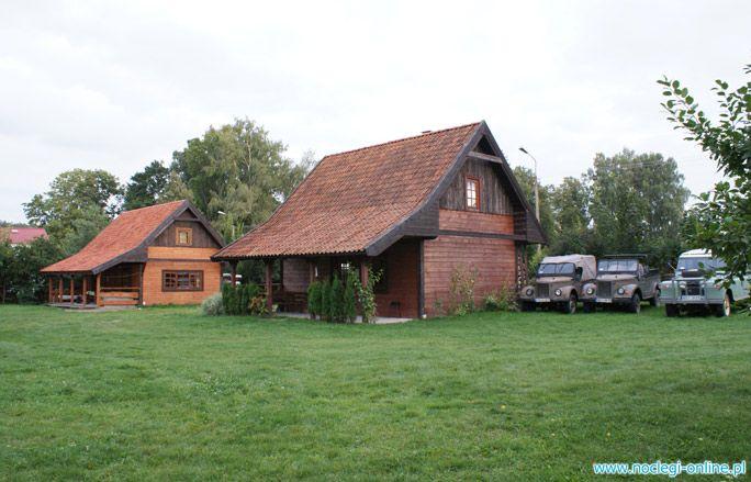 Domki do wynajęcia 23 miejsca noclegowe