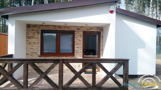 Domki letniskowe apartamenty nad jeziorem Borówno Kujanki