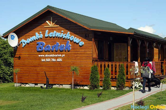 Domki letniskowe Bartek