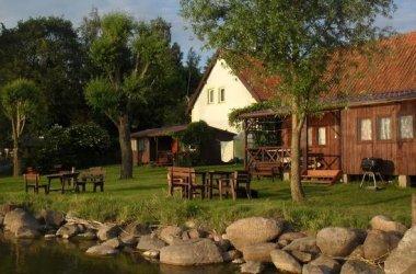 Domki letniskowe i pokoje Beata Cwalina