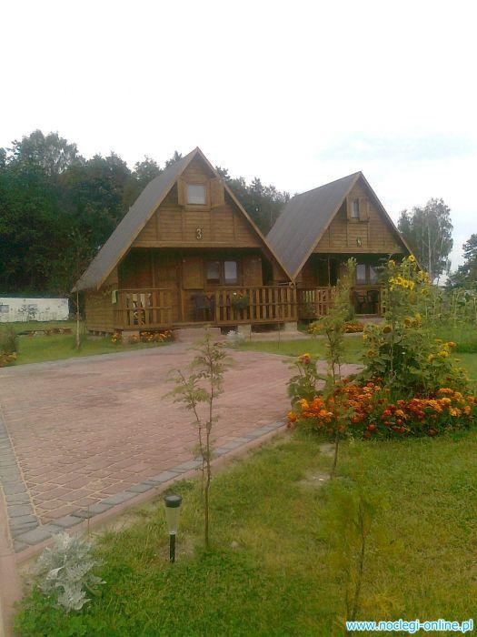"""Domki Letniskowe """"Żuraw"""""""