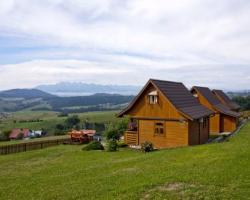 Domki letniskowe w Pieninach