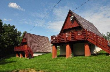 Domki nad Skawą- 3 km od Wadowic