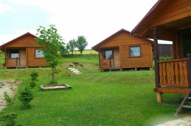 Domki u Dariusza w Bieszczadach
