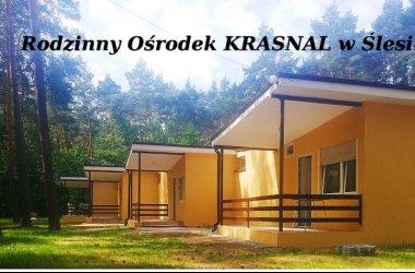 Domki w Ślesinie (KRASNAL-601766923) i Skorzęcinie (TRAMP 693023456)