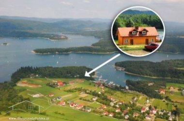 Domki wczasowe nad Zalewewm Solińskim