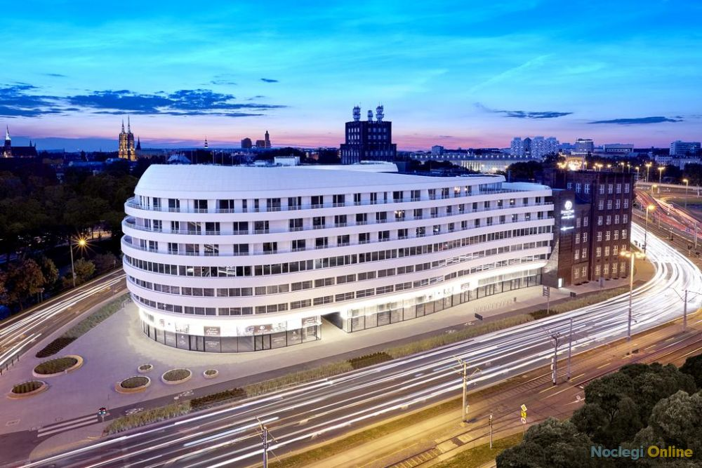 DoubleTree by Hilton Wroclaw *****