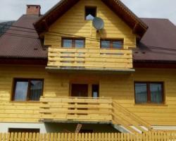 Drewniane pokoje w Niedzicy