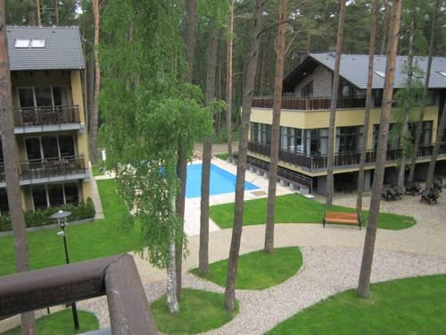 Dwupoziomowy apartament w Pogorzelicy