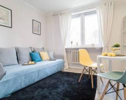 Enjoy Warsaw Apartment