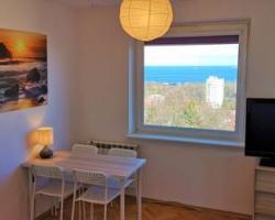 Euro24 Apartamenty Kawalerka w Sopocie z widokiem na morze