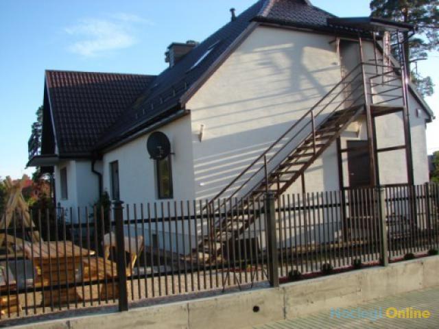 Ewa i Artur Świderscy - dom do wynajęcia
