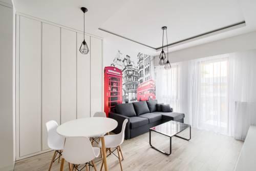 Exclusive Trendy Apartments