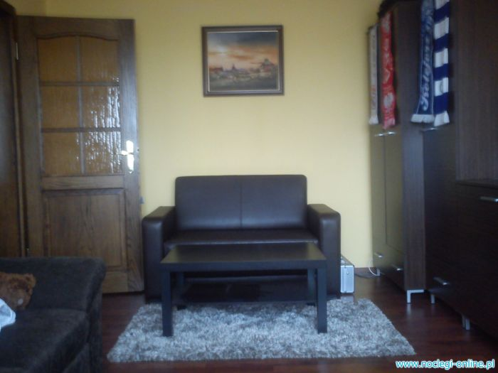 Flat for rent near City Stadium Euro 2012 Poznan