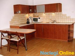 Apartament nad Bałtykiem