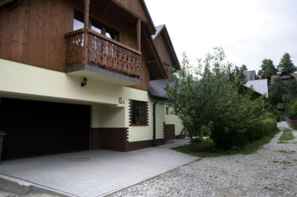 AMELIA - Domek nad Grajcarkiem