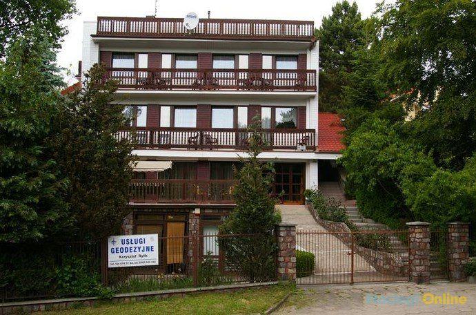 Pensjonat Polonez (lipiec-wrzesień)