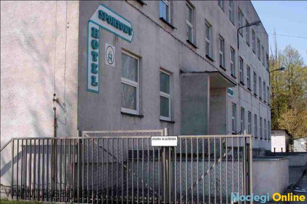 Hotel Sportowy UKS Anilana