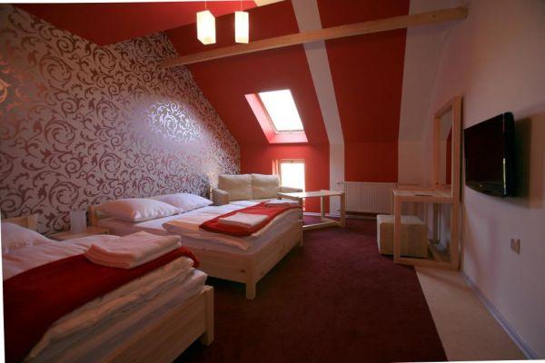 Motel Pod Pałacem Siemczyno
