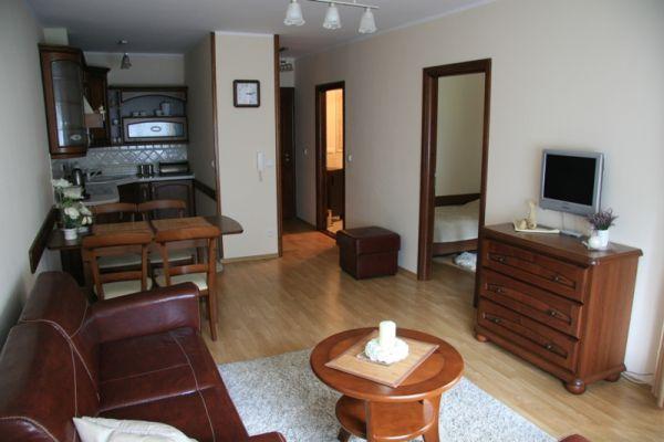 Apartament Słowacki