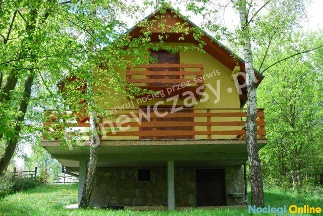 Dom wypoczynkowy w Werlasie