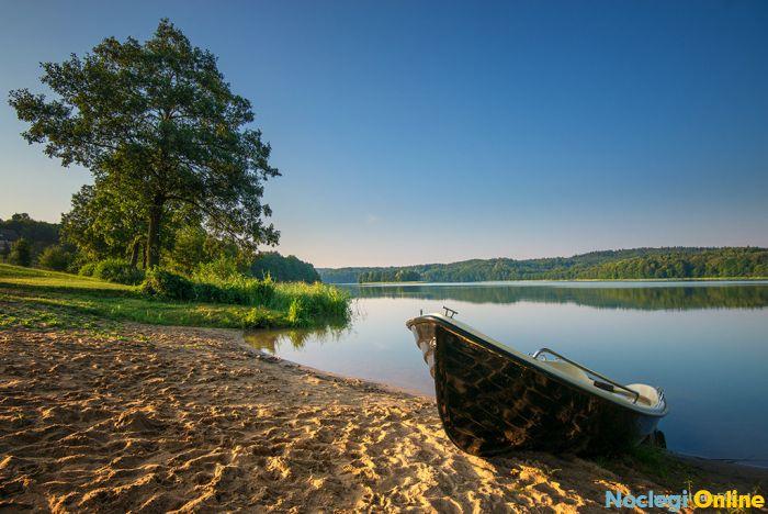 Pensjonat nad jeziorem LAKESIDE