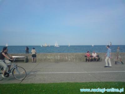 Mieszkanie 150 metrów od morza w Gdyni. WIDOK NA MORZE !!!