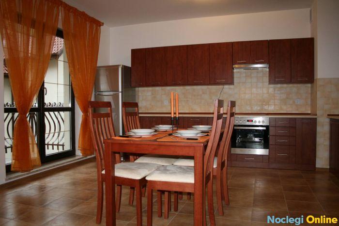Apartament Pomarańczowy