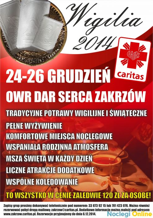 Ośrodek Caritas w Zakrzowie