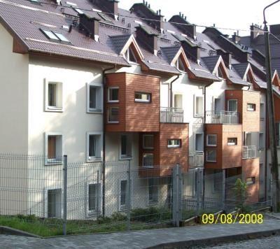 """Apartamenty """"Stok Bukowej Góry"""" w Wiśle"""