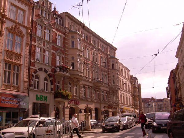 Apartamenty w Centrum Rynku Katowic