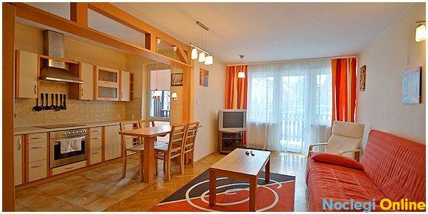 Apartament  Za Cieszynianką