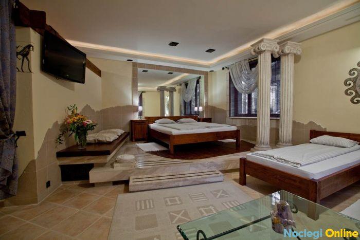 Apartament Koryntia