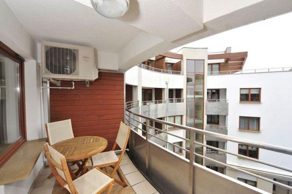 Apartament Słoneczny Taras w Domu Zdrojowym-Hotelu Spa ****