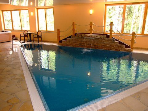 WILLAVIVA - basen, sauna, jacuzzi, fitness