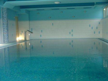 Apartmenty z  basenem i sauną