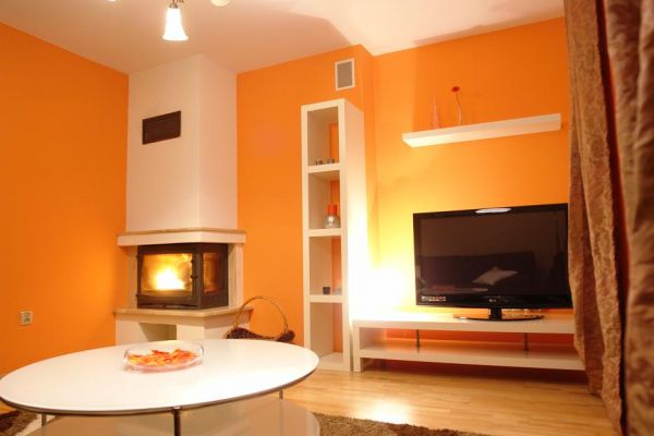 Apartament GÓRSKI 7 - z kominkiem