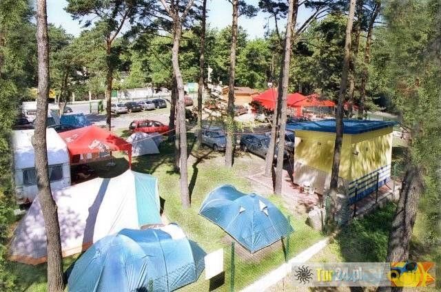 Camping NA RUFIE I i II