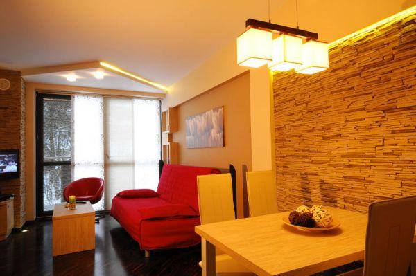Apartamenty Trzy Kolory - Życie jest piękne