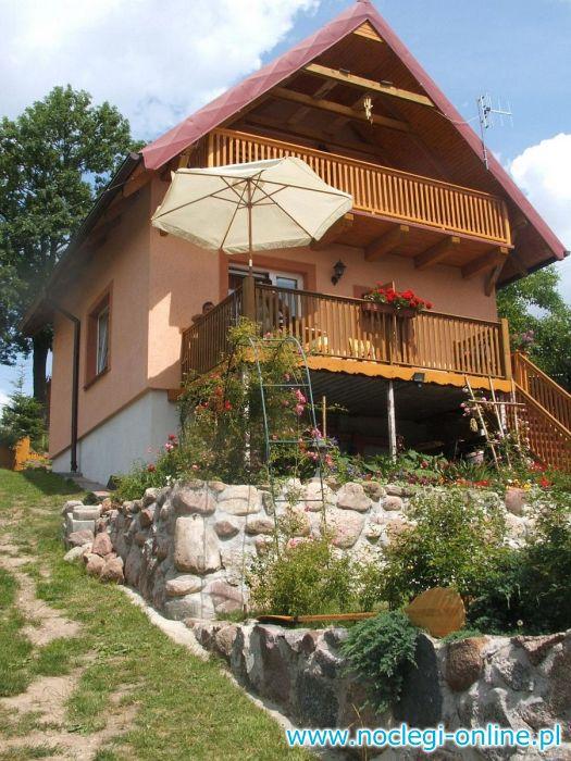 Domek w Wilamowie