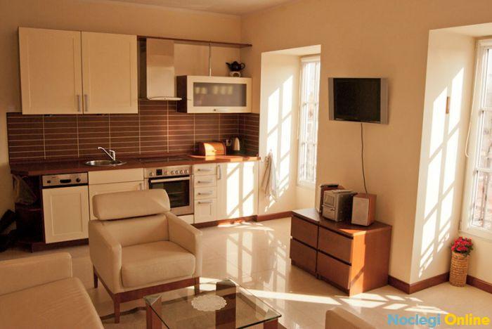 Apartament LUX Zachód Słońca