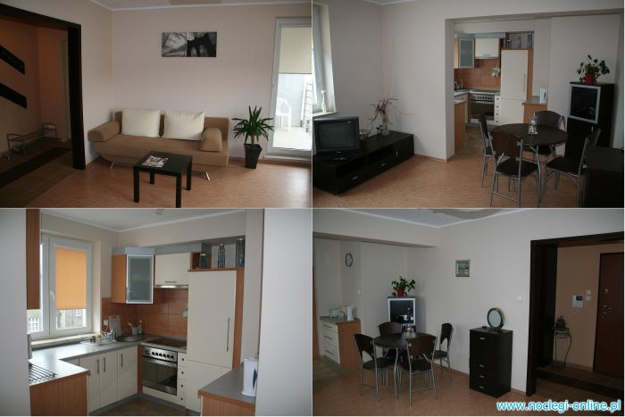 Elegancki apartament w Gdyni nad morzem