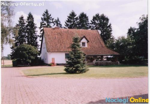 Dom na Mazurach Stanisława Smelkowska
