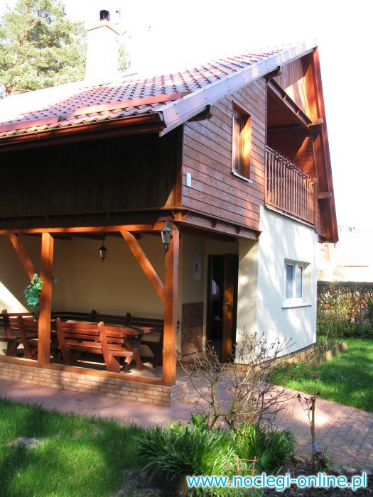 Domek pod Sosnami