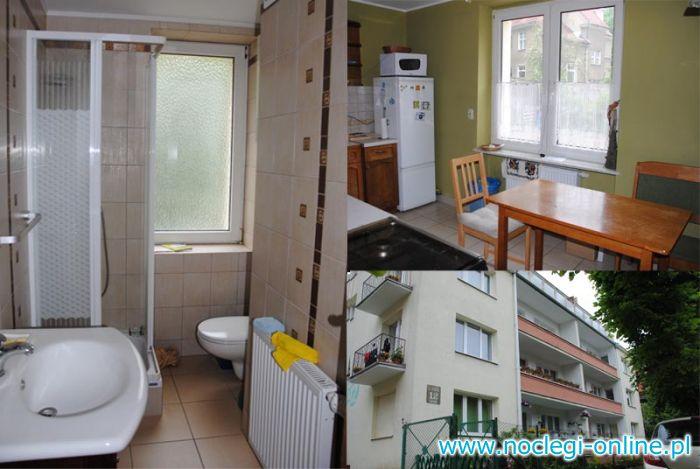 Dwupokojowe mieszkanie w zabytkowej części Gdańska - Oliwie