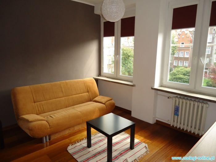 Gdańsk Starówka, Apartament Słoneczny