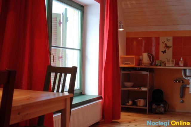 Siedlisko Stare Brzozy - 2 Apartamenty 4 osobowe